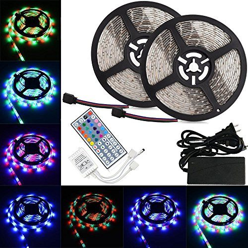 Ltrop 2 Reels 12v 32 8ft Waterproof Flexible Led Strip